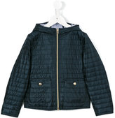 Herno Kids - padded jacket - kids - Cotton/Polyamide/Polyester - 4 yrs