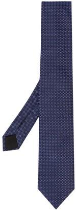 BOSS Geometric Print Tie