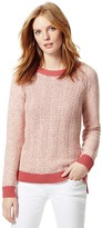 Tommy Hilfiger Final Sale-Contrast Textured Sweater