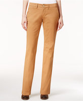Tommy Hilfiger Montauk Straight-Leg Chino Pants, Only at Macy's