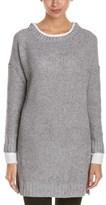 Fate Knit Wool & Angora-blend Sweaterdress.