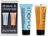 Men U men-u Shave and Cleanse Duo 2 x 15ml