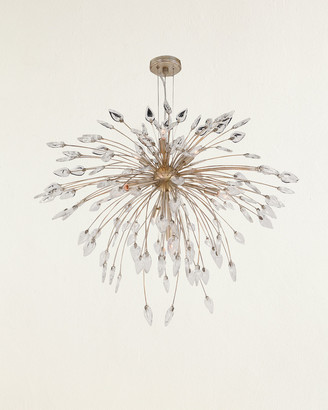 John-Richard Collection Reveille Crystal Constellation 7-Light Pendant Chandelier