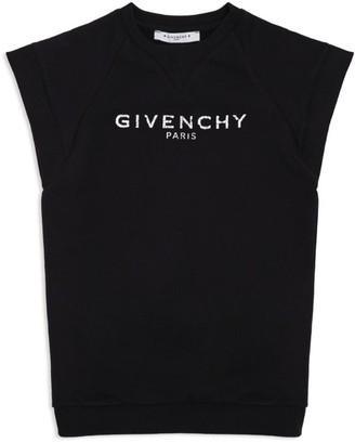 Givenchy Kids Logo Sweater Dress