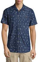 UNIONBAY Union Bay Button-Front Shirt