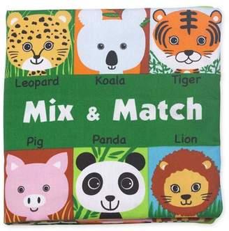 Melissa & Doug Mix & Match Soft Book