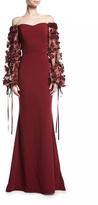 Badgley Mischka Odessa Gown