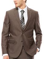 Jf J.Ferrar JF End on End Taupe Slim-Fit Jacket