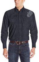 Wrangler Men's George Strait Troubadour Woven Shirt