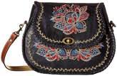 Patricia Nash Arezzo Flap Shoulder Bag Shoulder Handbags