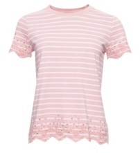 Superdry Women's Summer Schiffli T-Shirt