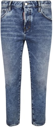 DSQUARED2 Classic Tight Fit Jeans