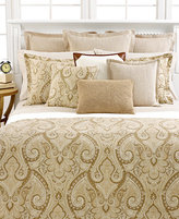 """Lauren Ralph Lauren CLOSEOUT! Desert Spa Canvas 18"""" Square Decorative Pillow"""