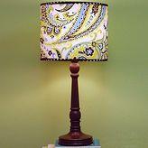 My Baby Sam Paisley Splash Lamp