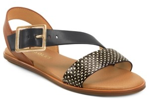 Aerosoles Lewis Strappy Flat Sandals Women's Shoes