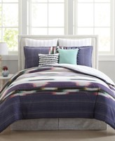 Pem America Alameda Reversible 6-Pc. Twin XL Comforter Set