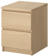 Chest With 2 Drawers