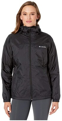 Columbia Switchbacktm Sherpa Lined Jacket (Black/Shark) Women's Coat