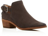 Dolce Vita Kara Perforated Slip-On Booties