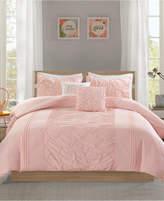 Intelligent Design Carrie 4-Pc. Twin/Twin Xl Duvet Cover Set Bedding