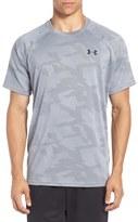 Under Armour Men's Regular Fit Tech Jacquard T-Shirt