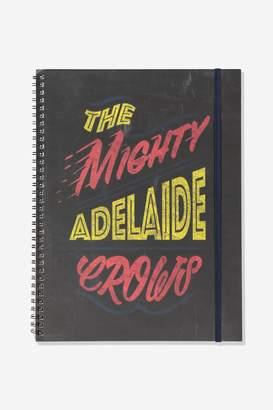 Afl Team Spiral Note Book