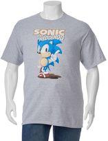 Big & Tall Sonic the Hedgehog Tee