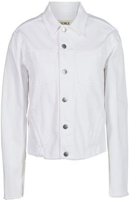 L'Agence Denim outerwear