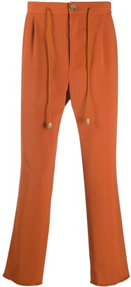 Nanushka Tuan straight-leg trousers