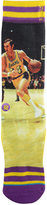 Stance Jerry West Los Angeles Lakers Legend Player Sock