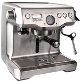 Breville BES900XL The Dual Boiler Espresso Machine (Stainless Steel) - Home