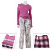 Sonoma life + style ® flannel pajamas - women's