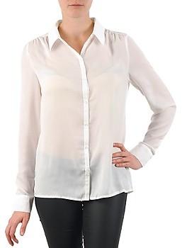 La City OCHEM women's Shirt in White