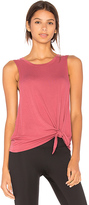 Beyond Yoga All Tied Up Racerback Tank in Rose. - size M (also in S,XS)