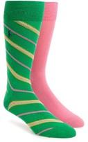 Polo Ralph Lauren Men's Assorted 2-Pack Socks