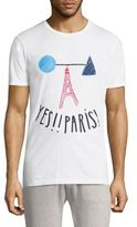 Commune De Paris Yes Paris Tee