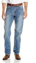 "Stetson Men's 1520 Fit Classic ""X"" Stitched Jeans - 11-004-1520-0030 Bu"
