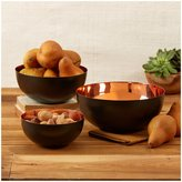 Twos Company Two's Company Copper Tones Bowls Set of 3