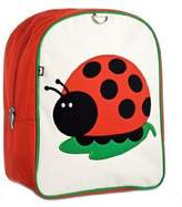 Beatrix New York JuJu Lady Bug Little Kid Back Pack