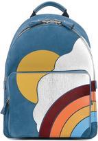 Anya Hindmarch Silver Cloud mini backpack