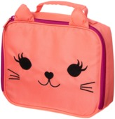 Crazy 8 Neon Cat Lunchbox