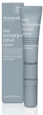 This Works My Wrinkles Tired Eyes 20ml