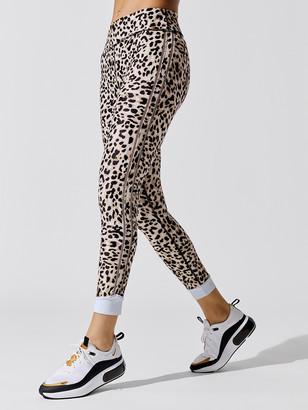 The Upside Water Leopard Midi Pant