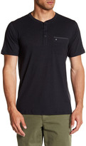 Hurley DRI-Fit Lagos 2 Knit Henley Tee