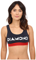 Diamond Supply Co. Deco Bralette