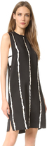 Derek Lam 10 Crosby Sleeveless Dress with Side Cutout