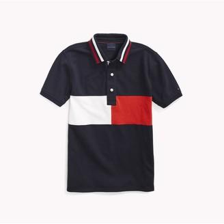 Tommy Hilfiger Flag Polo