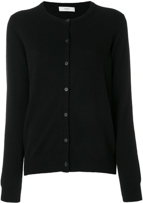 Pringle Round Neck Cashmere Cardigan