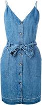 J Brand Carmela dress - women - Cotton/Linen/Flax - M