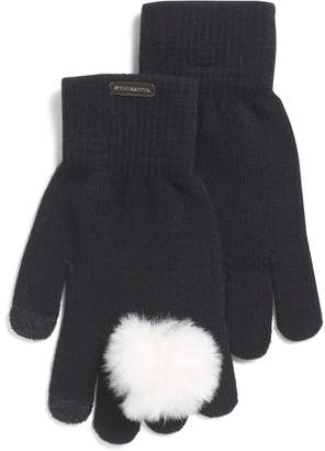 Ring Pom Magic Gloves